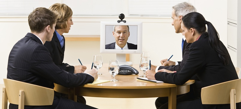 soundworks Business Solutions - Communicate by video or through teleconference from anywhere.