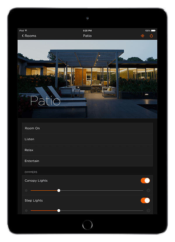 IPad Home Control System Mobile Control For Home Westchester NY
