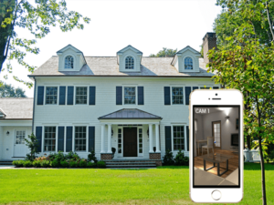 westchester home security cameras with app to monitor