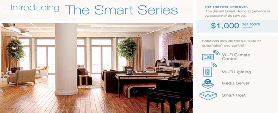 soundworks Introducing: The Smart Series - as low as $1000 per room!