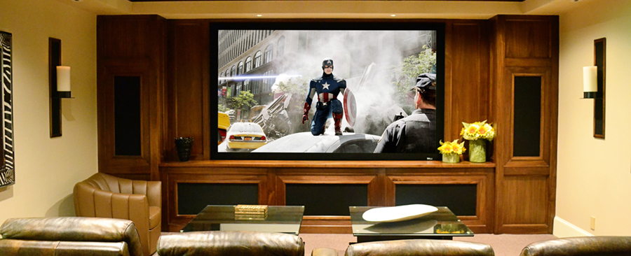 soundworks Home Theater Systems - You dream it - we design it.