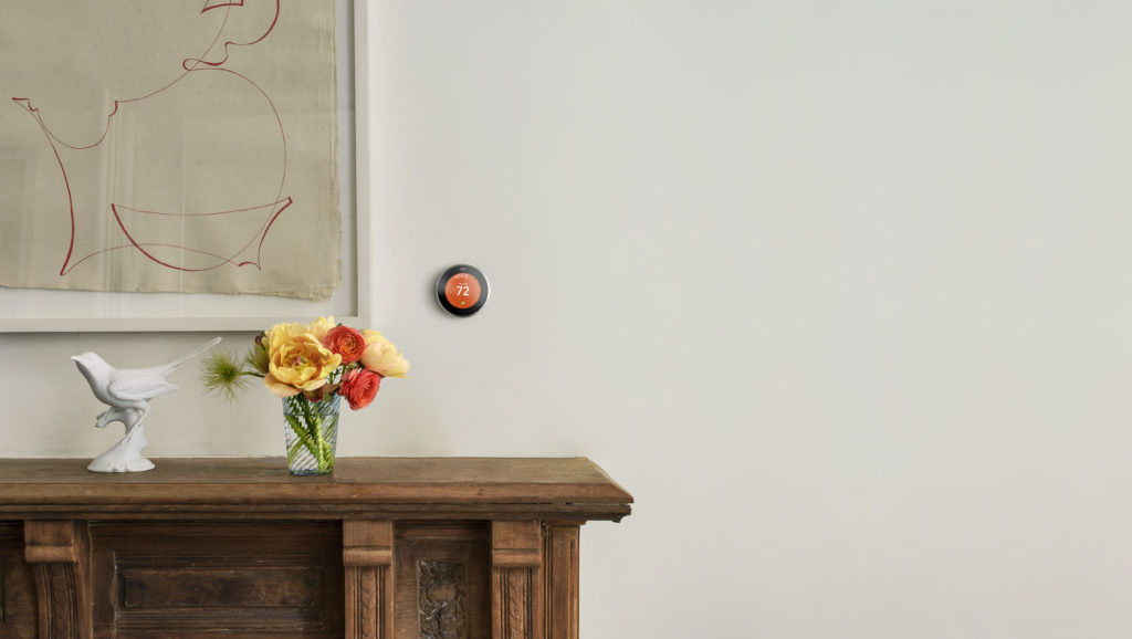 Nest Thermostat | Weschester NY Home Technology by Soundworks