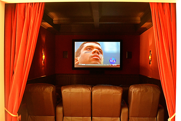Home-Theater-installation-Read-Curtains-Westchester-New-York