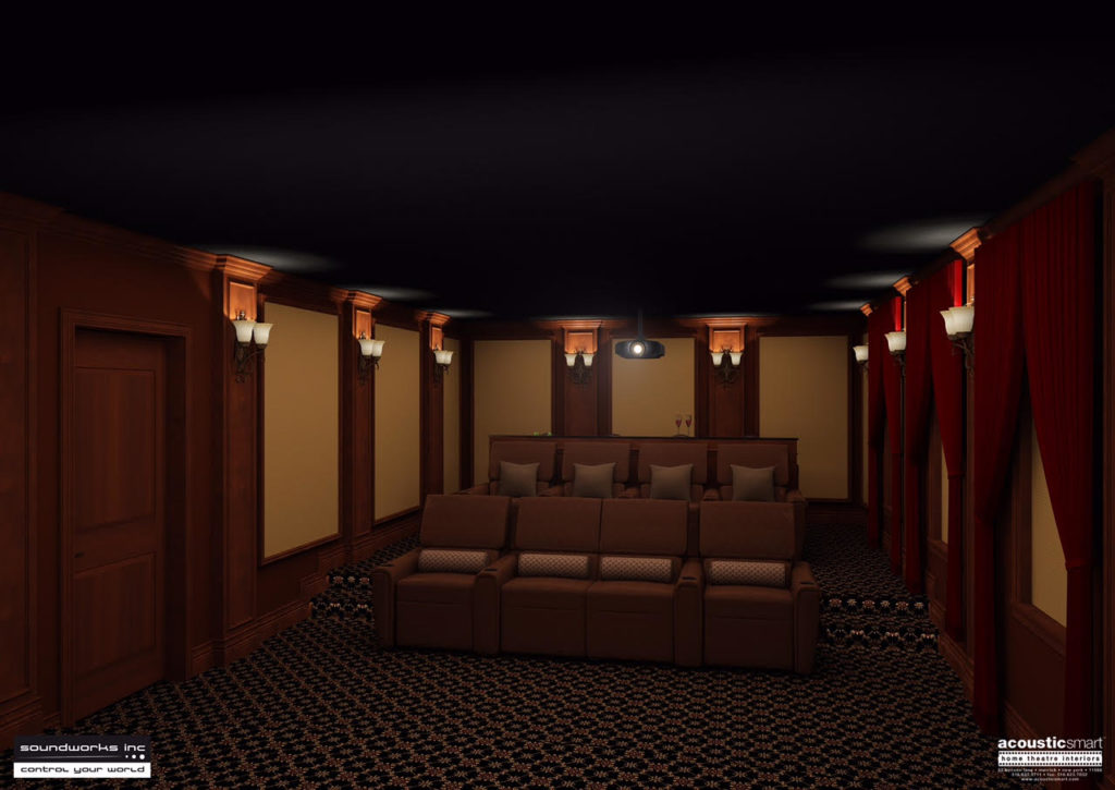 Soundworks Home Theater View 1 Westchester