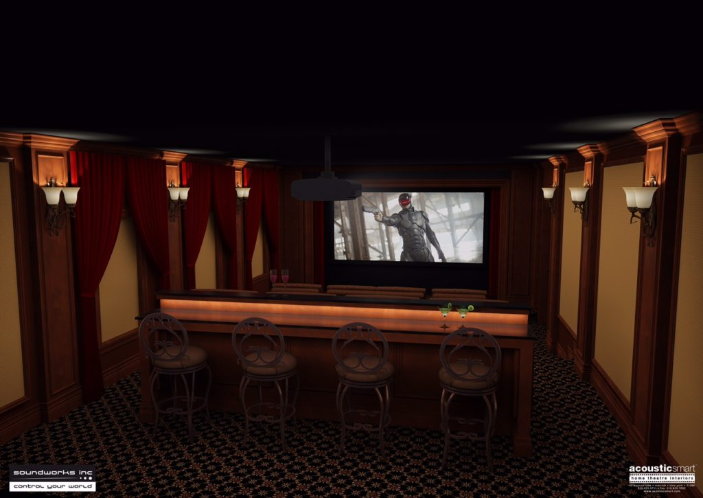 Soundworks Home Theater View 2 Westchester