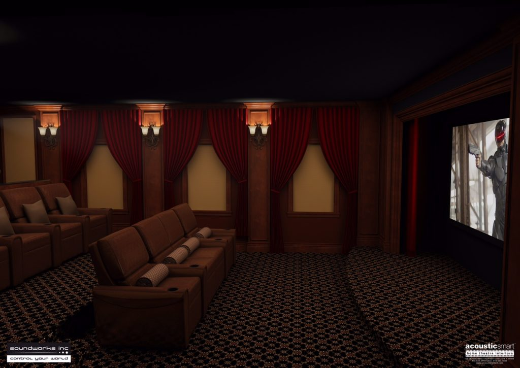 Soundworks Home Theater View 4 Westchester