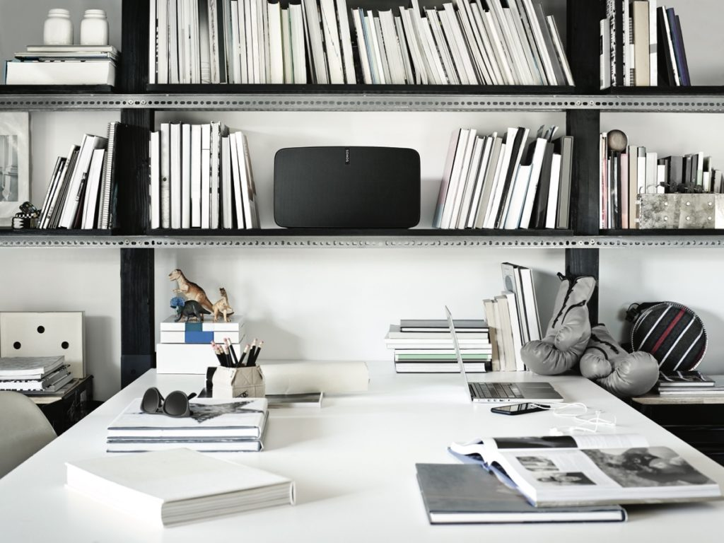 Sonos PLAY:5 Wireless Sound System Office