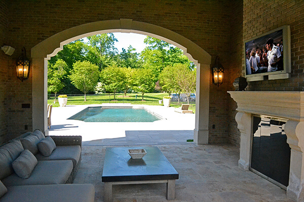 Outdoor-television-outdoor-solutions-for-entertaining-in-Westchester