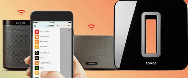 Sonos-Controller-App-Kitchen-Living-Room-Westchester-Soundworks
